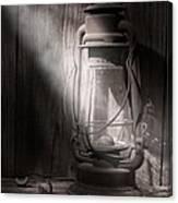 Yesterday's Light Canvas Print