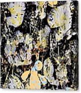 Yeti Canvas Print