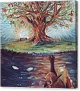 Yggdrasil - The Last Refuge Canvas Print