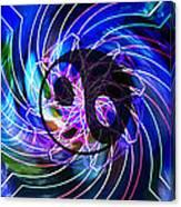 Yin Yang Transformations Canvas Print