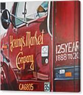 Ymco 125 Canvas Print