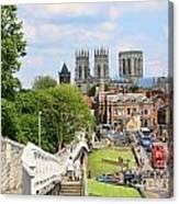 York England 6180 Canvas Print