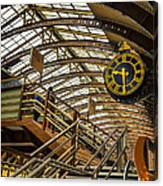 York Railway Station Canvas Print