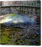 Yosemite Bridge Canvas Print