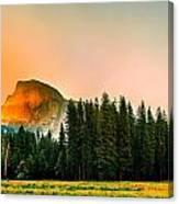 Sunrise Surprise Canvas Print