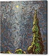 You Illuminate Me Canvas Print