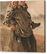 Young Salts Canvas Print