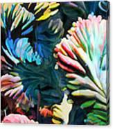 Your Brain As Cactus Canvas Print