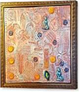 Your Decepting Confusing Lies By Alfredo Garcia Art Canvas Print