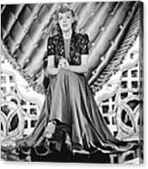 Youre A Sweetheart, Alice Faye, 1937 Canvas Print