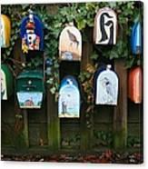 You've Got Mail Canvas Print