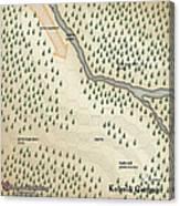 Yrchyn The Tyrant Kobold Kobold Campsite Canvas Print