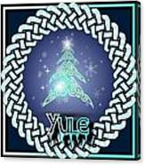 Yule Festival Canvas Print