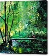 Ywoigne 4531 Canvas Print