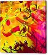 YYZ Canvas Print