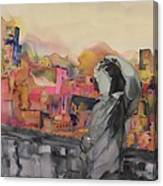 Z And The City Canvas Print