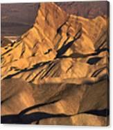 Zabriske Point Sunrise Canvas Print
