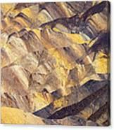 Zabriskie Color Canvas Print