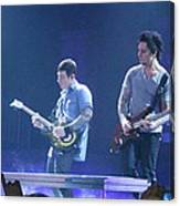 Zach And Syn Canvas Print