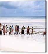 Zanzibar Women 28 Canvas Print