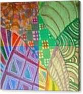 Zen Waters Canvas Print