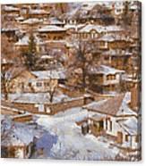 Zheravna Canvas Print