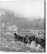 Ziegler Polar Expedition Canvas Print
