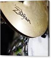 Zildjian Hi-hat Canvas Print