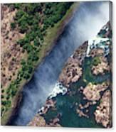 Zimbabwe, Victoria Falls Canvas Print