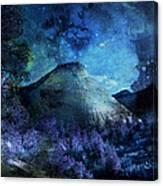 Zion Nights Canvas Print