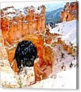 Zion Utah Canvas Print