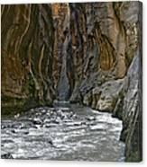 Zions 002 Canvas Print