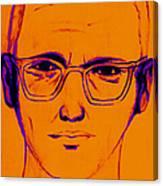 Zodiac Killer With Sign 20130213m98 Canvas Print