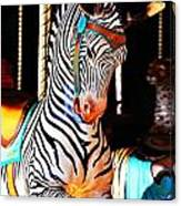 Zoo Animals 3 Canvas Print