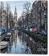 Zuiderkerk Amsterdam Canvas Print