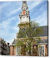Zuiderkerk In Amsterdam Canvas Print