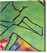 Zulu Youth Canvas Print