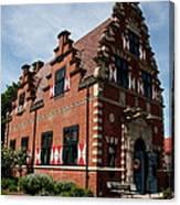 Zwaanendal Museum I Canvas Print