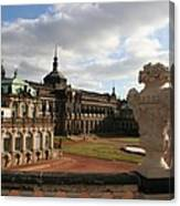 Zwinger Dresden - Germany Canvas Print