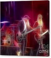 Zz Top-rhythmeen-c23-fractal-4 Canvas Print