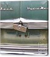 1951 Nash Ambassador Hydramatic Back Canvas Print