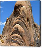 Alabama Hills Monster Canvas Print