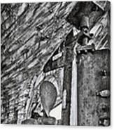 Boat Propeller Canvas Print