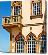 Ca D Zan  Winter Home Of John And Mable Ringling Canvas Print