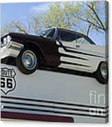 Route 66 De Soto  Canvas Print