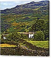 Duddon Valley Canvas Print