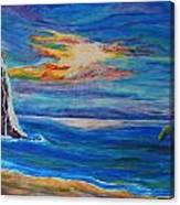 Finding Peace Again Canvas Print