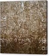 Grunge Concrete Wall Texture Canvas Print