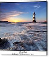Penmon Point Lighthouse Canvas Print