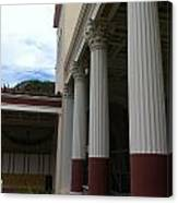 Roman Column  Canvas Print